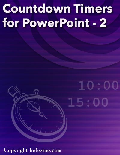 Slides With Countdown Timers in PowerPoint
