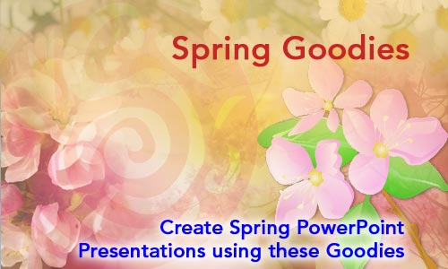 Seasons of the World Spring PowerPoint Goodies Seasons of the