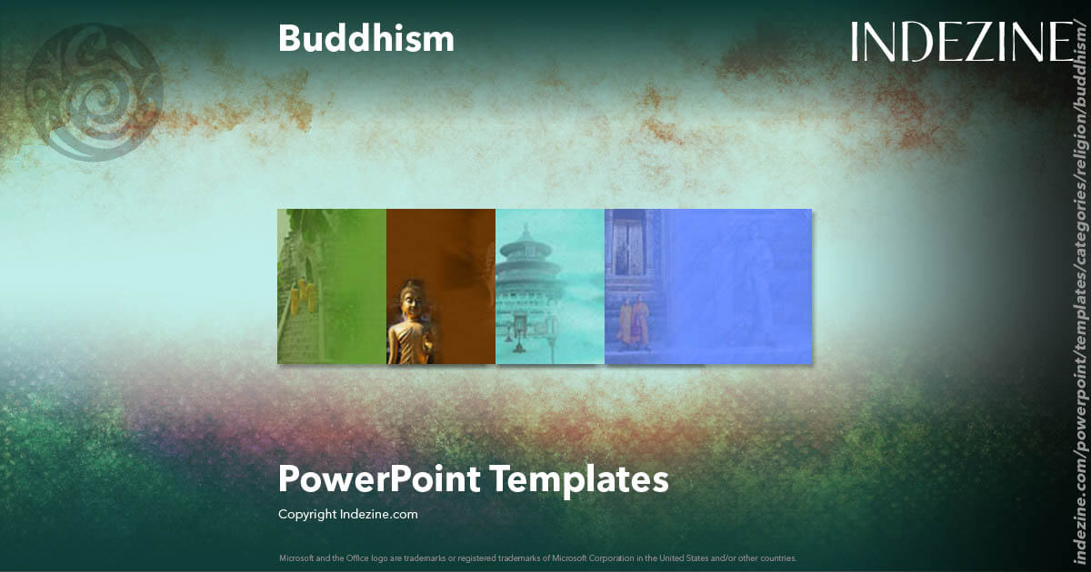Buddhism PowerPoint Templates - buddhism powerpoint