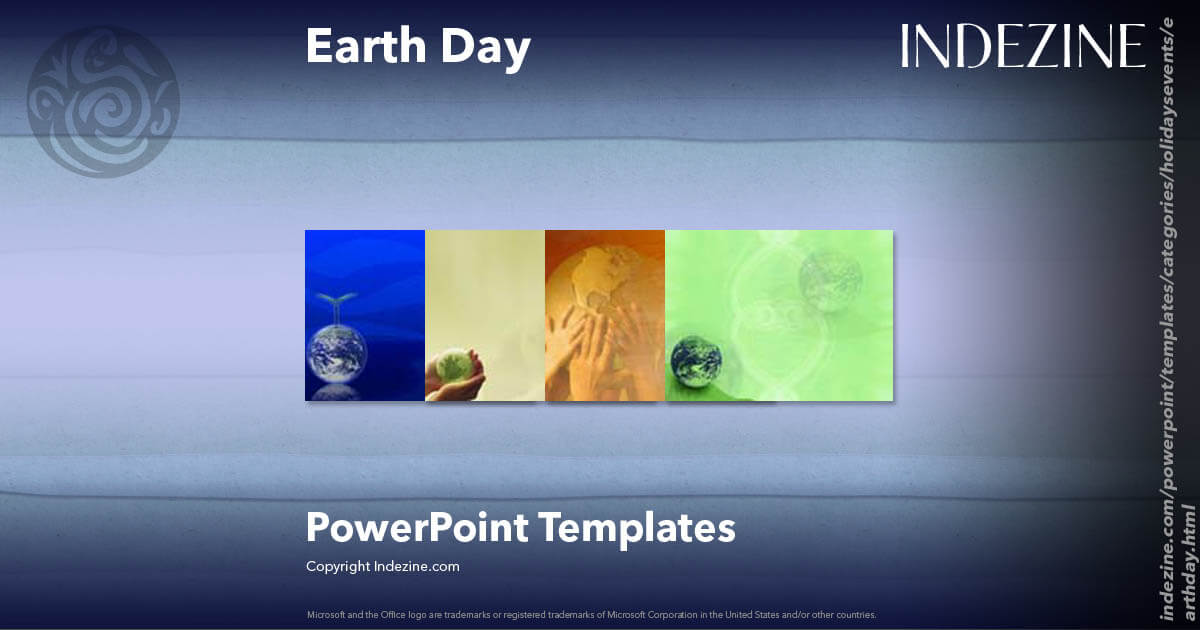 Earth Day PowerPoint Templates