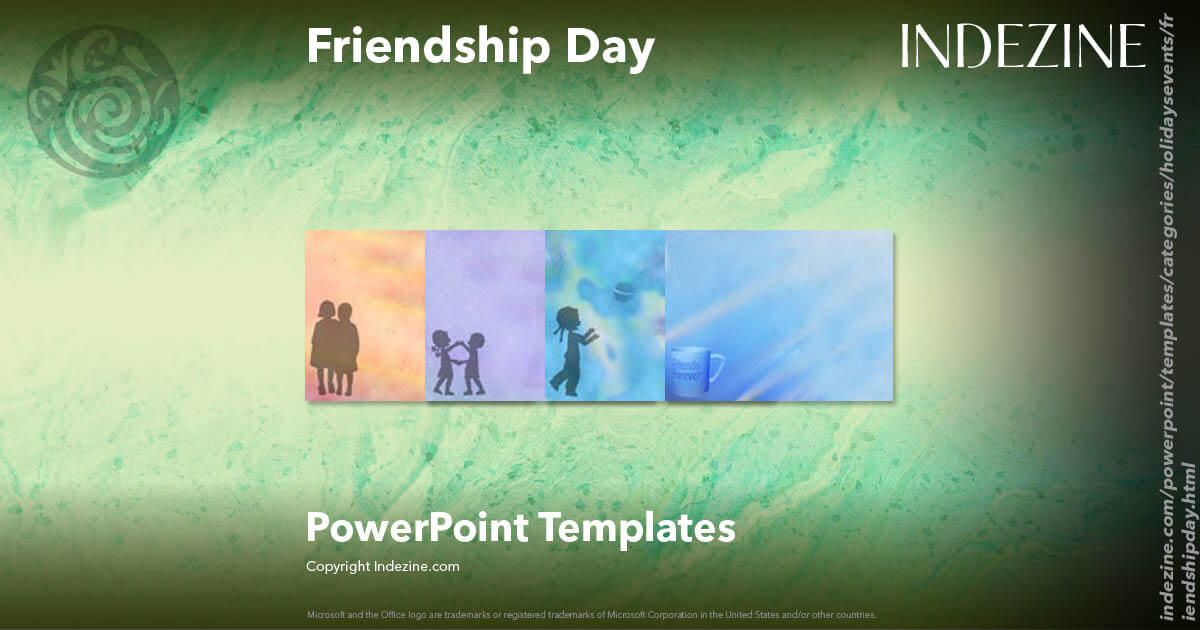Friendship Day PowerPoint Templates