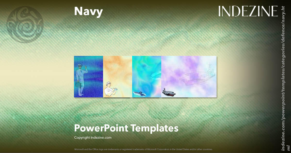 Navy PowerPoint Templates - navy powerpoint templates