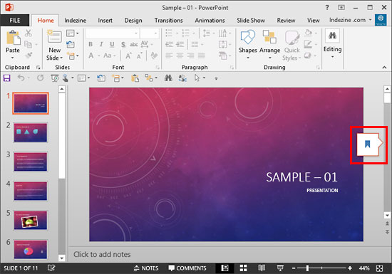 Resume Reading in PowerPoint 2013 for Windows - powerpoint resume