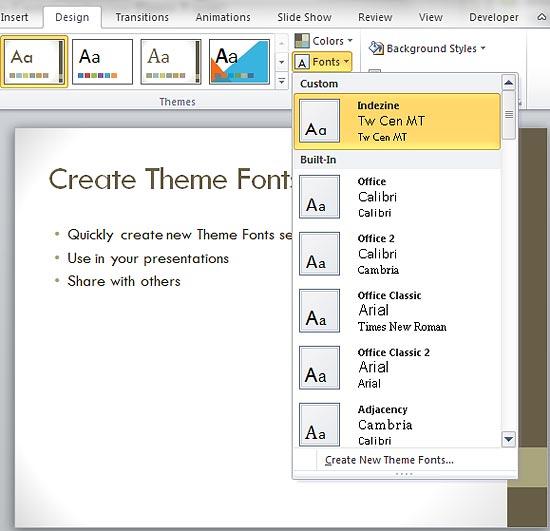 powerpoint 2013 theme