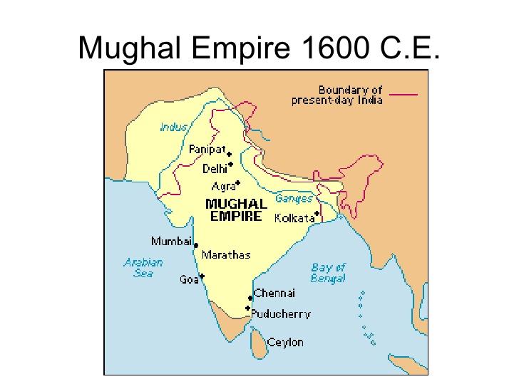 Mughal dynasty in India - mughal empire