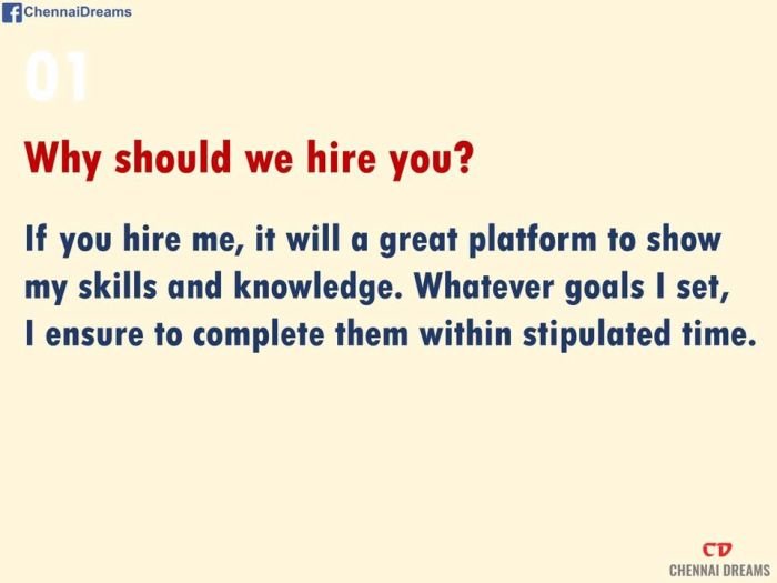 15 Interview questions and answers to help you crack the dream job - personality interview questions and answers