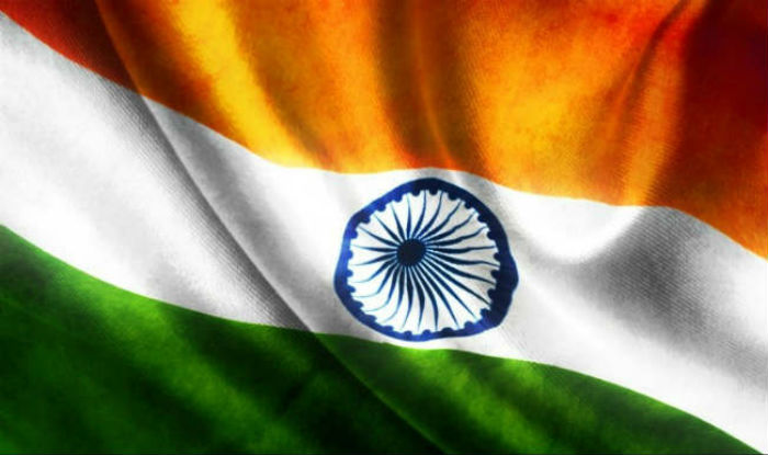Indian National Flag Wallpaper 3d Indian Flag Hoisted With Pride At The Commonwealth Games