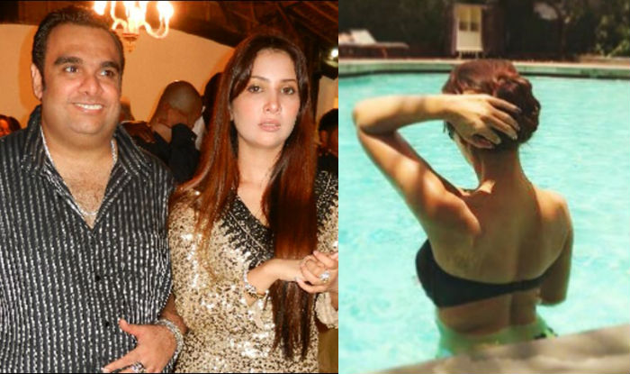 Punjabi Girl Hd Wallpaper Kim Sharma Shows Off Sexy Curves Amidst Her Marriage