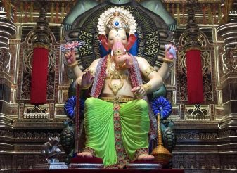 3d Vinayaka Wallpapers Ganpati Utsav 2017 Mumbai Gets Set For Ganesh Chaturthi