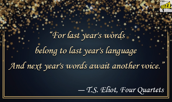 Happy New Year Welcome 2018 By Sending These Inspirational Quotes