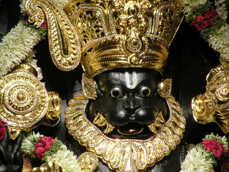 Venkateswara Swamy Hd Wallpapers 21 Amazing Pictures Of Lord Narasimha The Lion Avatar