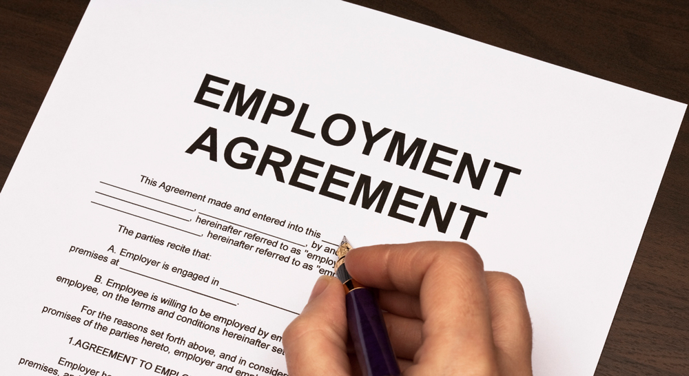 Employment Agreements for Startups