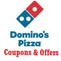 Dominos Coupons Codes Offers