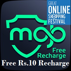 Mojo App Free Recharge
