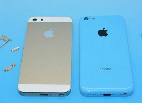 Apple-Iphone-5S-vs-5C