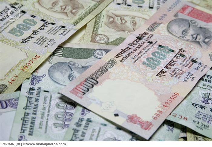 indian currency rupees (notes)