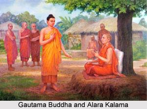 Hd Wallpaper Gautam Buddha Alara Kalama Teacher Of Gautama Buddha