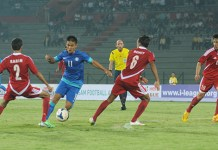 Sunil Chhetri indian football