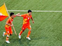 Bhutan Football