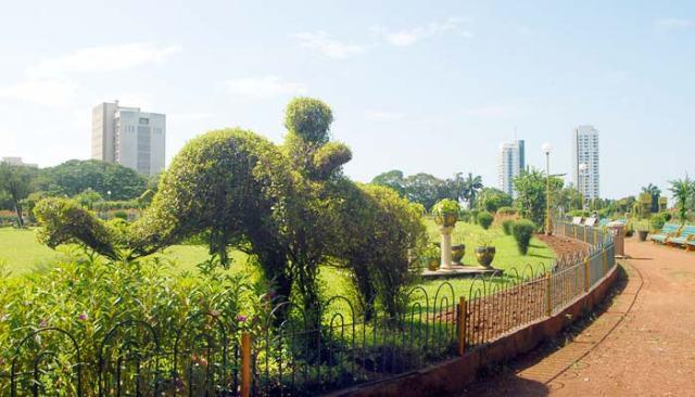 Hanging Garden Mumbai