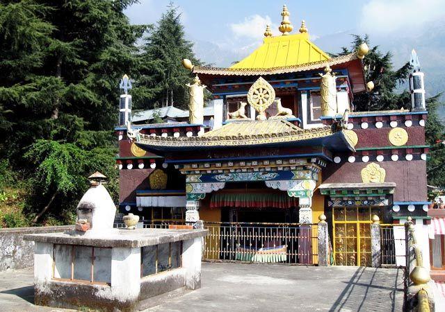 Himalayan Namigyam Gompa