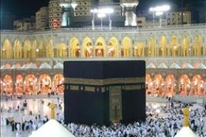 Eid evokes- The Holy Shrine in Makkah
