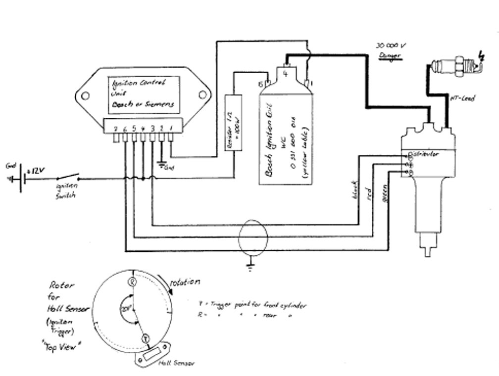electronic ignition wiring diagram pdf