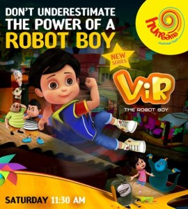 VIR The Robot Boy