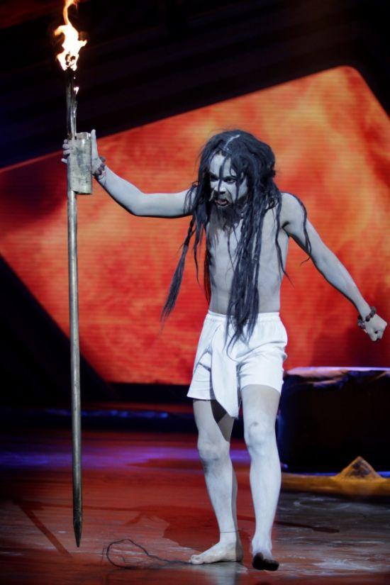 Aryan Patra - Best Boogie Woogie Performance in 17 Years