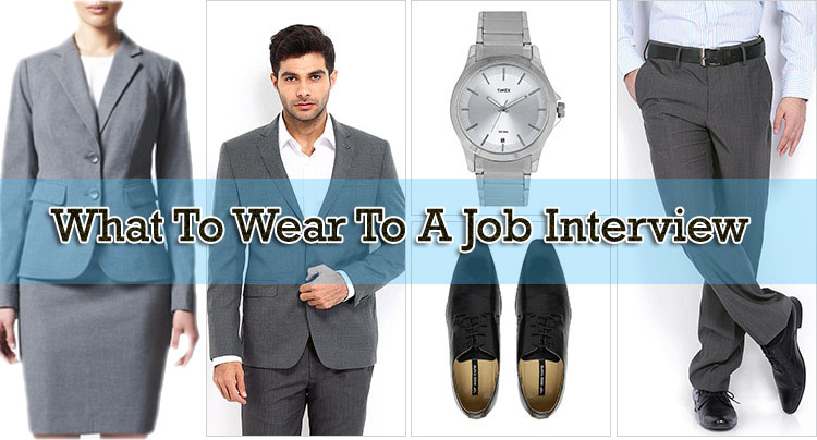 What to Wear To a Job Interview - Indian Youth
