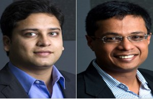 Flipkart's Bansals make it to Time 100 list