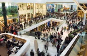 Shopping centres that are more like lifestyle destinations and shock-and-awe with their sheer space, continue to be popular consumers' mind