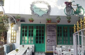 Grandmama's Cafe soon to open at Juhu