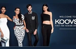 Koovs.com collaborates with London-based illustrator