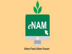 Rs 421-cr commodities traded via e-NAM trading platform