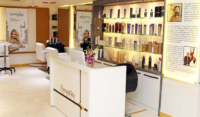 FarmaVita launches first professional salon and academy in Mumbai