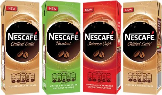 Nestle India launches ready-to-drink variants of Nescafe