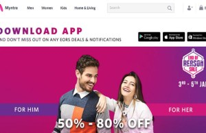 Myntra's preview sale creates1.5 million wish lists with products worth Rs 7,000 crore