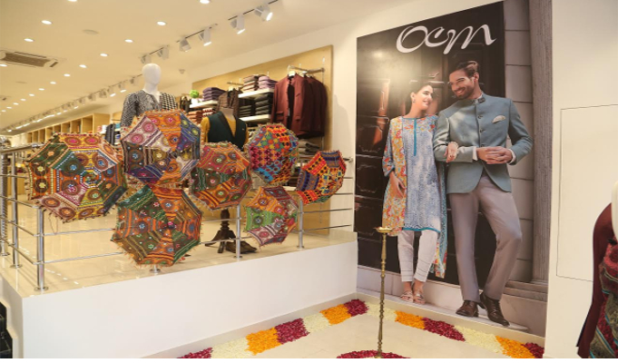 OCM launches its first exclusive store in New Delhi - India Retailing