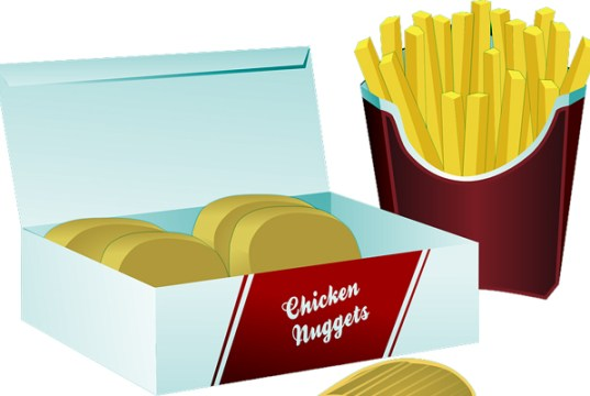 Fast food packaging a serious health hazard