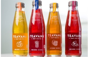 Teavana ready-to-drink craft iced teas begin shipping to select markets