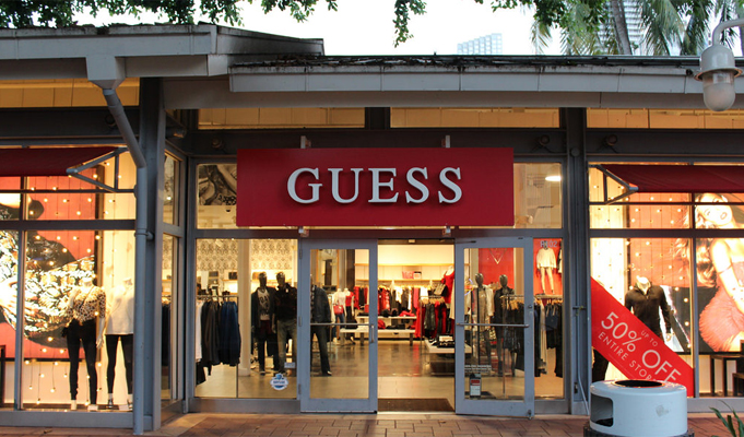 Guess to shutter 60 stores in the US, focus on profitability