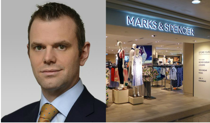 marks spencer reliance india appoints james munson as md. Black Bedroom Furniture Sets. Home Design Ideas