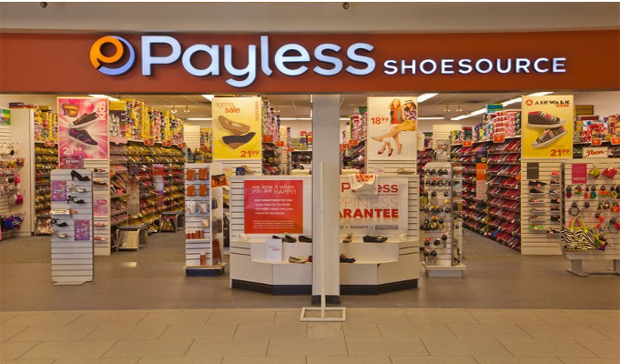 Payless ShoeSource files for Chapter 11 bankruptcy; closes 400 stores with immediate effect