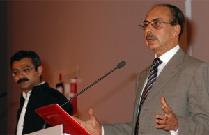 Adi Godrej finds kirana merchants to be more efficient