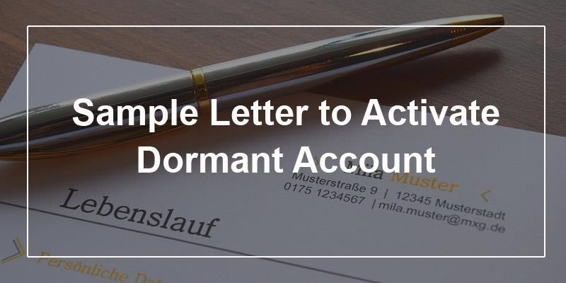 170686-1-Sample-Letter-to-Activate-Dormant-Accountjpg - sample banking ombudsman complaint form