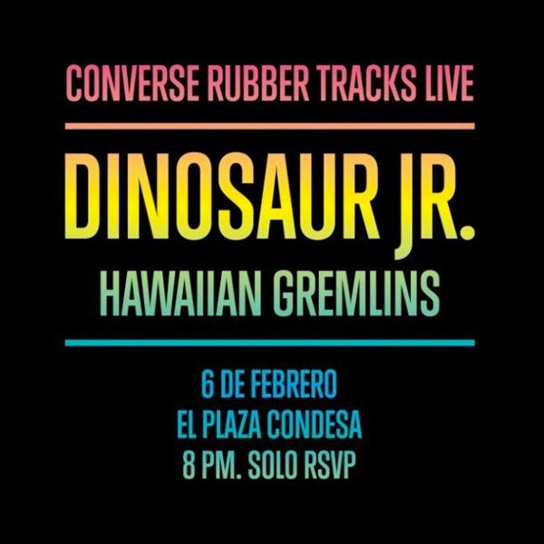 Dinosaur Jr. en México