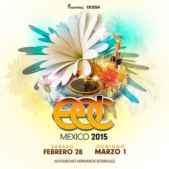 EDC Mexico 2015