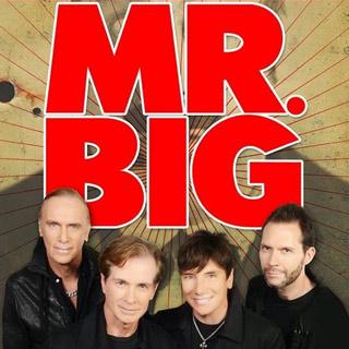 Mr. Big en Argentina