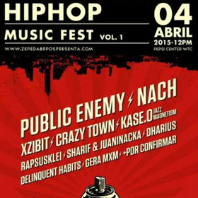 Hip Hop Music Fest Vol. 1 en México